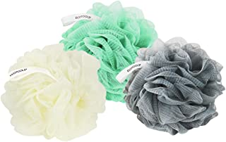 Eco Tools Delicate Ecopouf Sponge, Green, White, and Yellow, Pack of 6, 57.0 gram