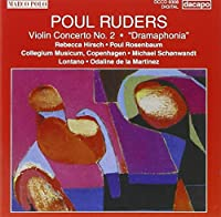 Ruders: Concerto for Violin