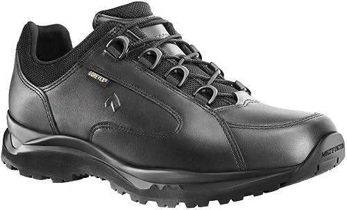 Haix Dakota Faible noir Chaussure Professionnelle de Loisir Légère, multifonctionnelle