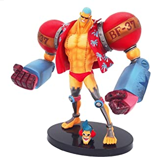 Asdfnfa Toy Model One Piece Character Gift Character Model Toy Decoration Character 18cm