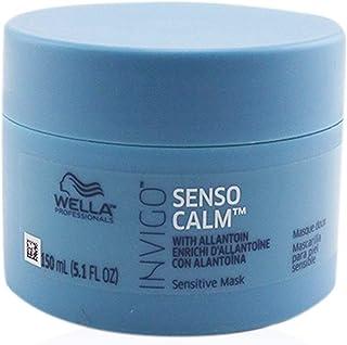 Wella Wella Invigo Senso Calm Sensitive Mask for Unisex 5.1 oz Masque, 150 ml