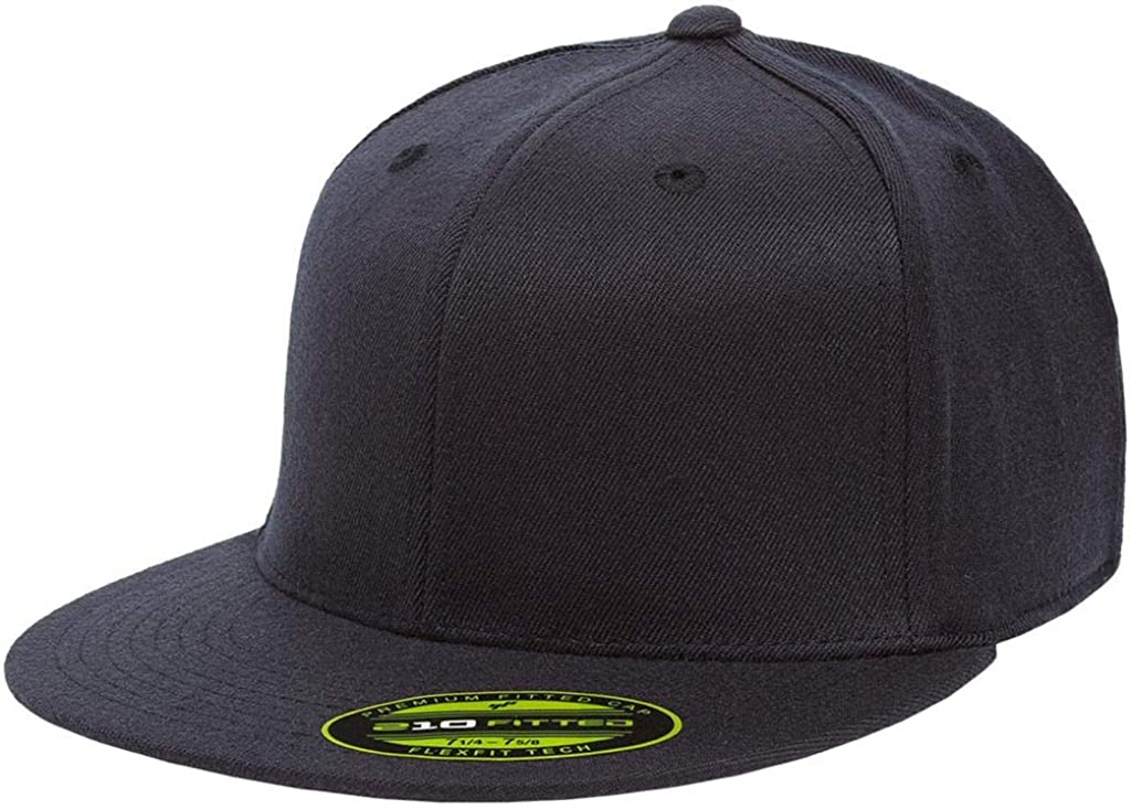Premium 210 Flexfit Fitted Flatbill Liner Beauty products 67% OFF of fixed price Hat NoSweat with