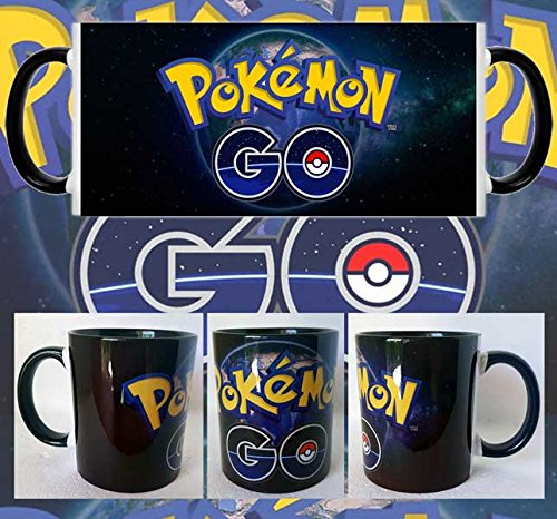 Mxgames Taza Pokemon Go Logo