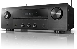 Denon DRA-800H 2-Channel Stereo Network Receiver for Home Theater | Hi-Fi Amplification | Connects to All Audio Sources | ...