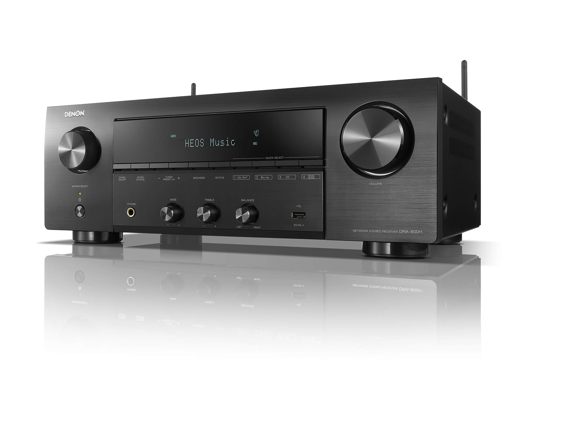 Denon DRA 800H Amplification Processing Compatible