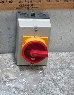 Klockner Moeller P1-25/I/SVB Disconnect Switch 3-Pole 25 AMP