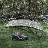 ● Fournissez une maison pour votre tondeuse à gazon - la meilleure protection contre les intempéries, non seulement pour éviter les rayons du soleil d'été, mais aussi pour la rendre étanche, contre le vent, la pluie, la neige et les rayons ultraviole...