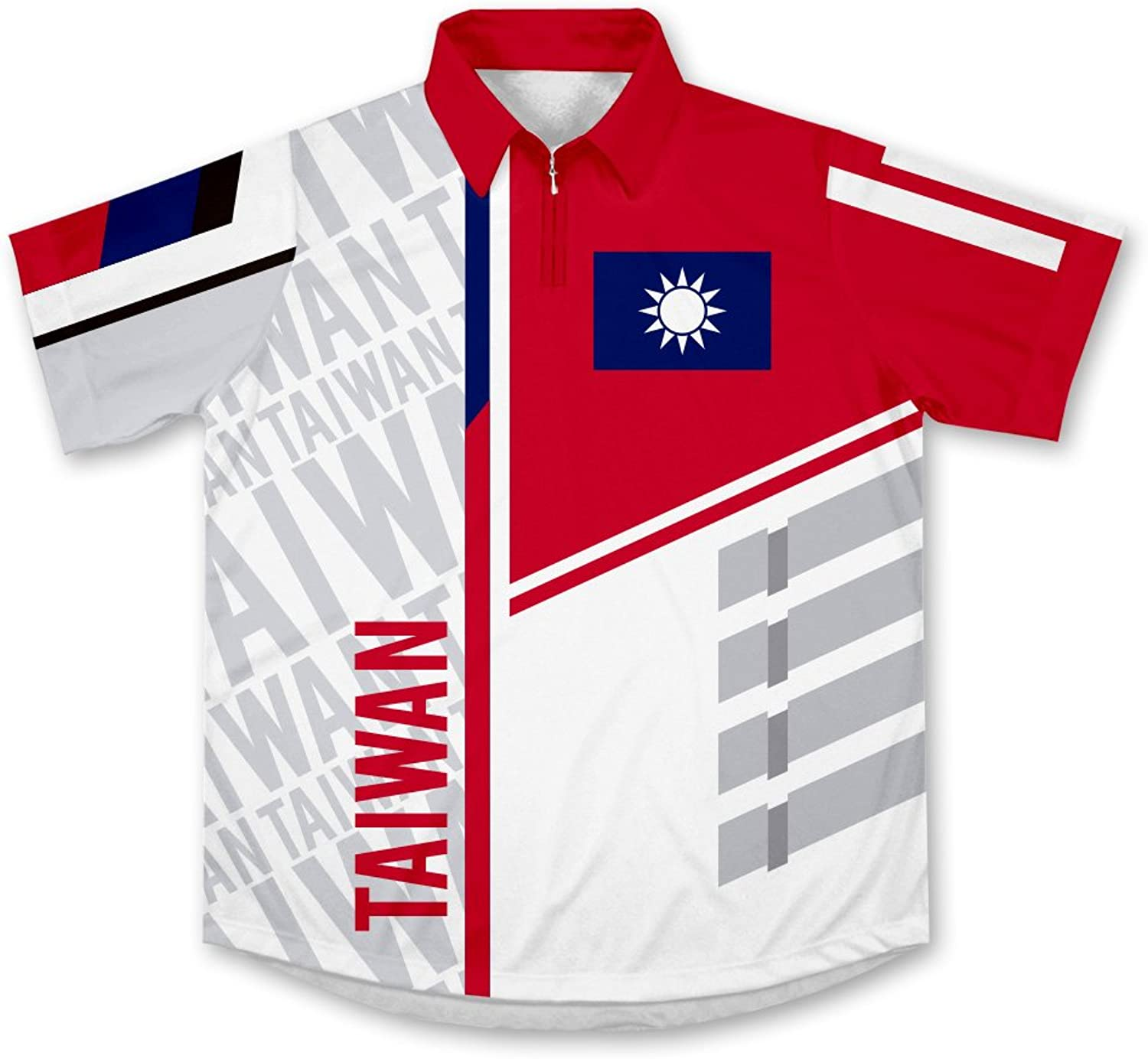 ScudoPro Taiwan Technical Polo Shirt for Men and Women