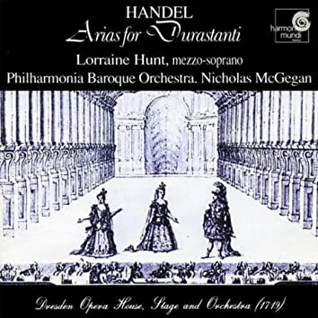 Handel: Arias for Durastanti