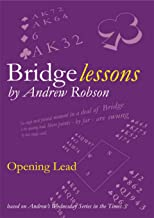 Bridge Lessons: Opening Lead