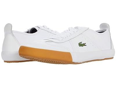 Lacoste Contest 0120 5 (White/Gum) Men
