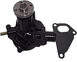 AM879651 - Water Pump for John Deere Komatsu Mustang Takeuchi Yanmar 2355 955 3215