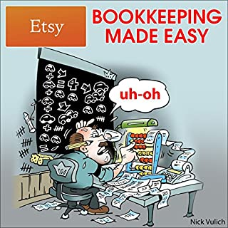 Etsy Bookkeeping Made Easy cover art