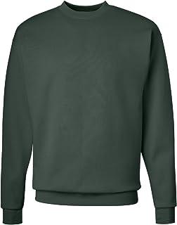 Hanes Mens ComfortBlend EcoSmart Fleece Crew (P160)