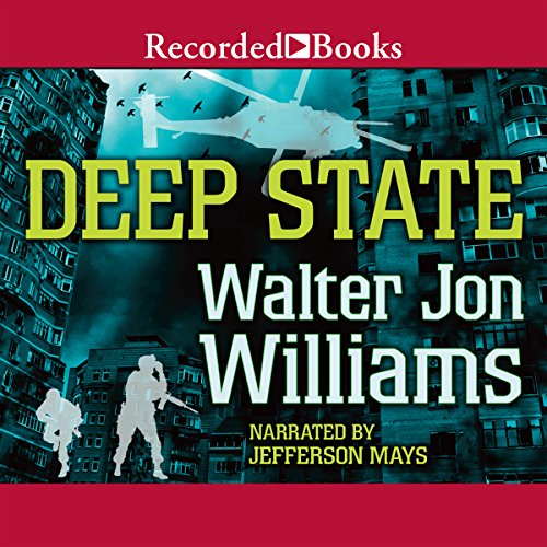 Deep State cover art