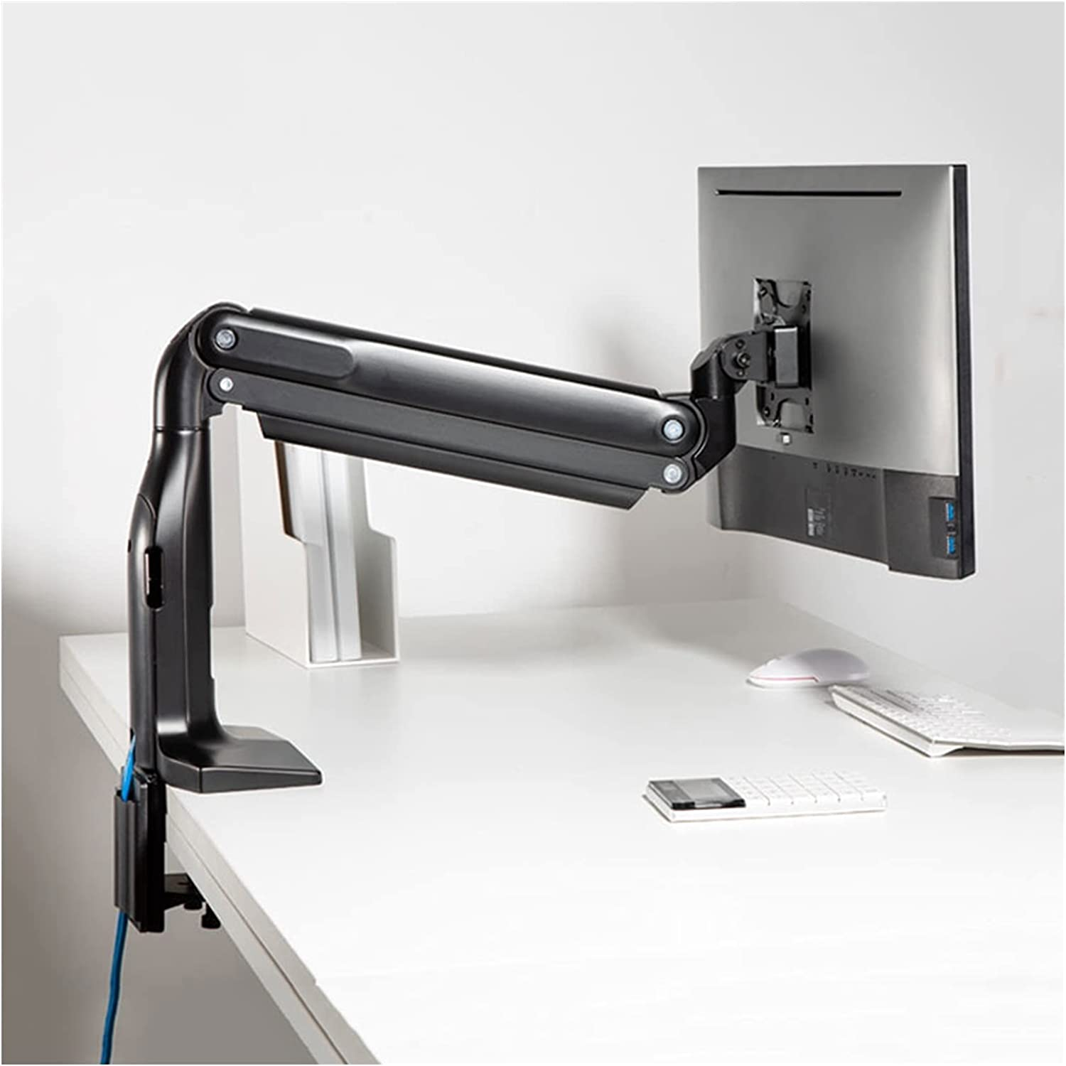 Same day shipping Monitor Arms Stands Single Stand Arm Sprin Gas 4 years warranty