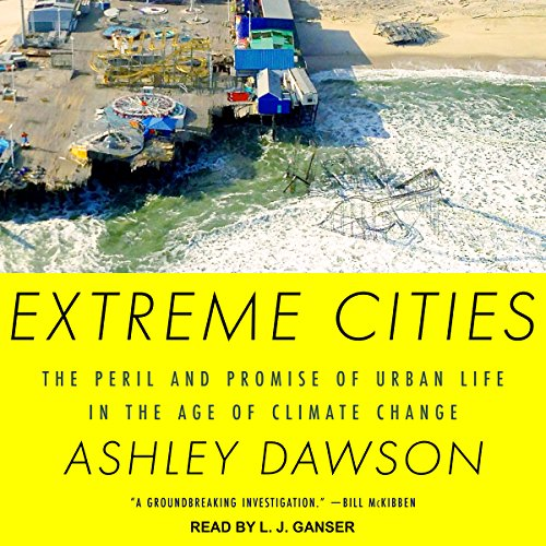 Extreme Cities audiobook cover art