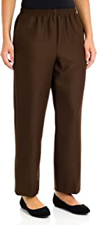 Best alfred dunner classic fit pants petite Reviews