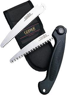 Exchange-A-Blade Folding Saw, 2-Blades/Coarse & Fine, w/Sheath