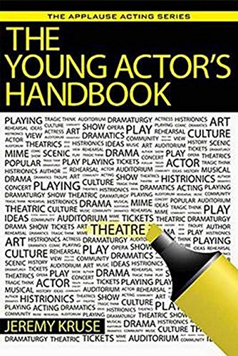 The Young Actor's Handbook (Applause Acting Series)
