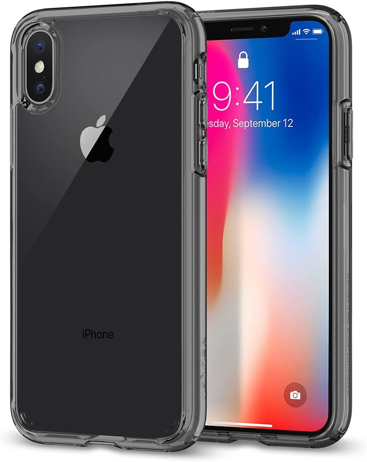 Spigen Ultra Hybrid Designed for iPhone Xs (2018) / Designed for iPhone X (2017) - Space Crystal