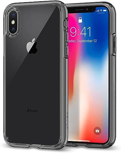 Spigen Ultra Hybrid Designed for Apple iPhone Xs Case (2018) / Designed for Apple iPhone X Case (2017) - Space Crystal
