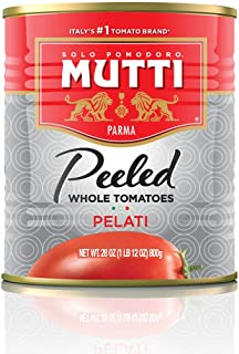 Mutti — Whole Peeled Tomatoes (Pelati), from Italy's #1 Tomato Brand. Adds fresh taste to recipes calling f...