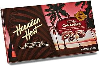 hawaiian host kona caramacs