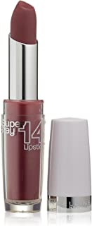 Maybelline SuperStay 14Hr Lipstick, Please Stay Plum [095] 0.12 oz (Pack of 2)