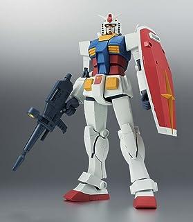 ROBOT魂 機動戦士ガンダム [SIDE MS] RX-78-2 ガンダム ver. A.N.I.M.E. 再販 約125mm ABS&PVC製 塗装済み可動フィギュア