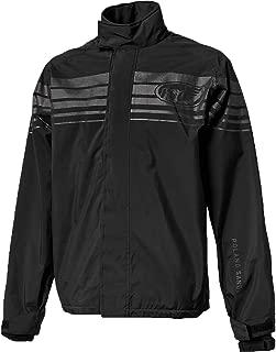 Roland Sands Design Reflective Adult Street Motorcycle Rainsuit - Black Reflective/Small