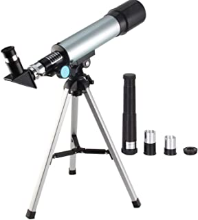 Abhsant 90x Monocular Beginner Astronomical Telescope Finder Scope with Tripod