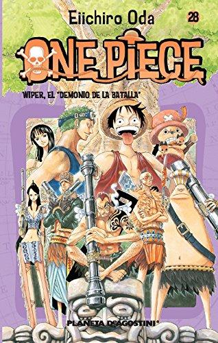 "One Piece nº 28: Wiper, ""el demonio de la batalla"" (Manga Shonen)"