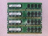 Hynix HYMP125U64CP8-S6 8GB 4 x 2GB PC2-6400U DDR2 800 Non-ECC Unbuff Memory Kit