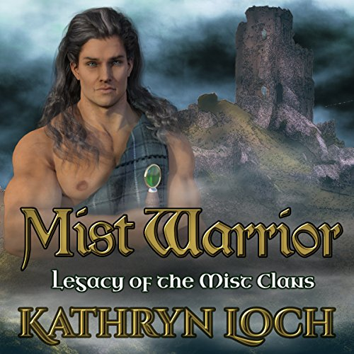 Mist Warrior audiobook cover art