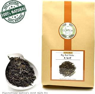 Elitea Oolong Tea Loose Leaf Prime Quality Da Hong Pao/Big Red Robe Bulk, Good for Health Slimming and Weight Loss (4.6oz, 130g)