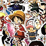 ZZHH Anime Stickers For Car Laptop PVC Backpack Home Decal Pad Bicycle Waterproof Decal 60Pcs/Set