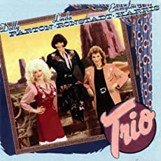 Image of Emmylou Harris   Trio CD. Brand catalog list of PARTON/RONSTADT/HARRIS. With an score of 4.0.