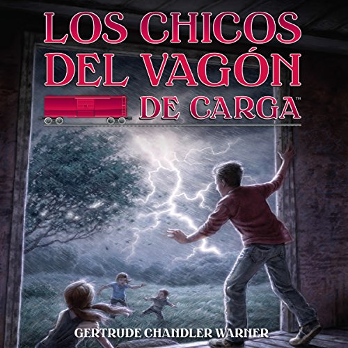 Los Chicos del Vagon de Carga [The Boxcar Children] cover art