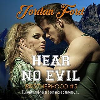 Hear No Evil audiobook cover art