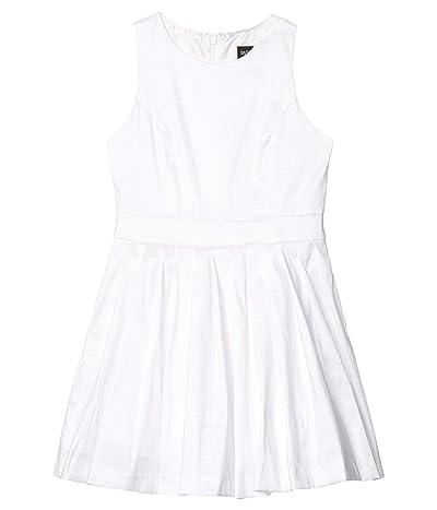 Bardot Junior Clara Shimmer Dress (Big Kids) (Ivory) Girl