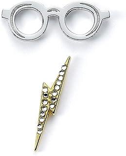 Pin oficial de Harry Potter para gafas y rayo de The Carat Shop