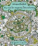Ivy und der magische Schmetterling: Eine Geschichte zum Ausmalen - Johanna Basford