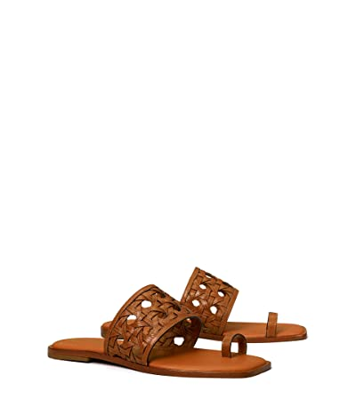 Tory Burch Caning Slide