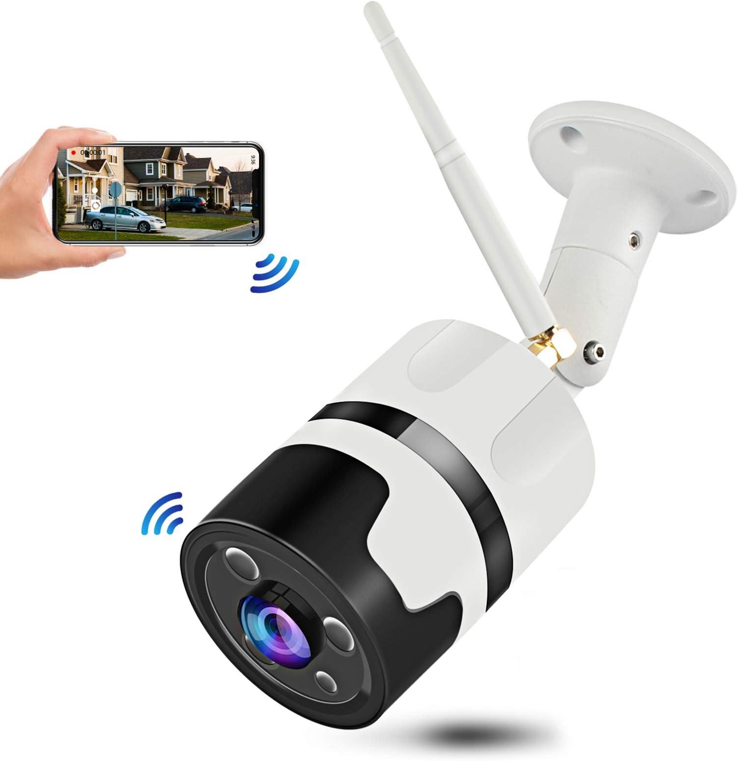 Réseau Caméra Wifi//WLAN Avec App pour iOS Android Caméra Surveillance