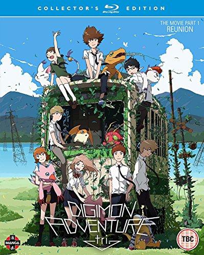 Digimon Adventure Tri The Movie Part 1 Collectors Edition [Edizione: Regno Unito] [Import]
