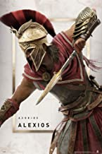 Assassin's Creed: Odyssey - Gaming Poster Print (Alexios) (Size: 24 inches x 36 inches)