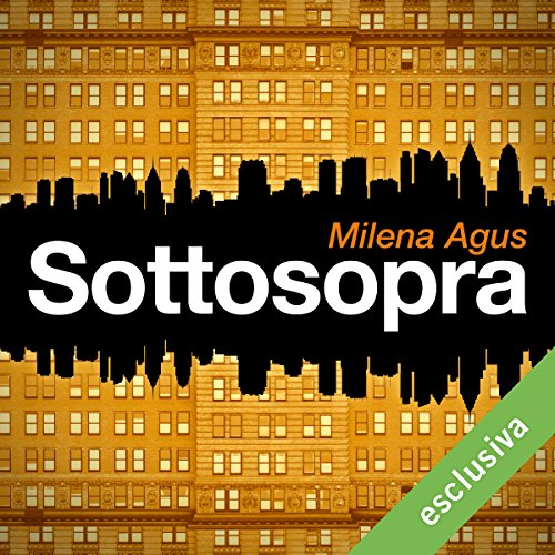 Sottosopra audiobook cover art
