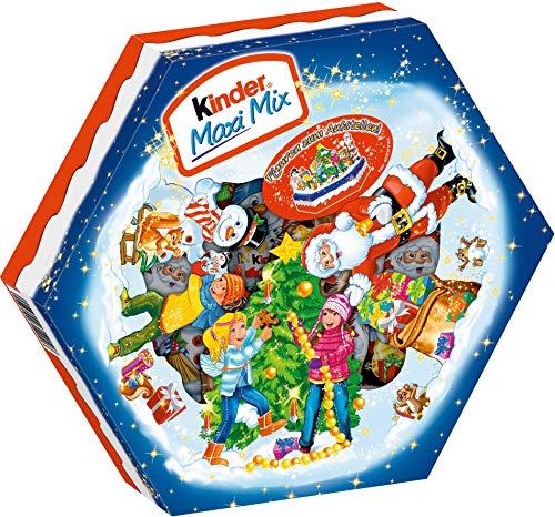 Kinder Natale Regalo Nicholas Piatto Di Natale Misto 152G