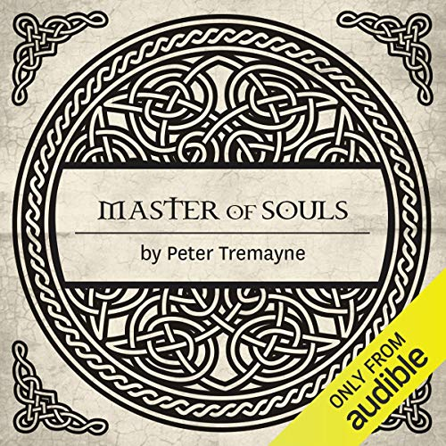 Master of Souls audiobook cover art